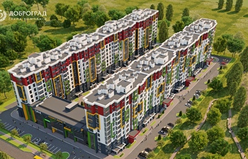 "LAUNCH OF SALES of a new Residential Complex ""Pionerskiy Kvartal 2"