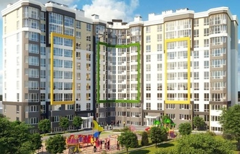 "LAUNCH OF SALES of the III stage of Residential Complex ""Chernovola""!"